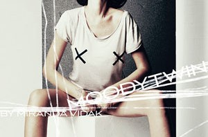 Miranda Vidak founder & designer of clothing brand MOODYTWIN