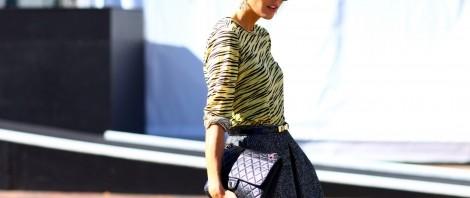 Street style sa australijskog Fashion Week-a