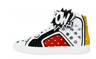 The Powrama Sneakers by Pierre Hardy