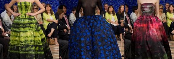 Christian Dior Haute Couture za Jesen/Zimu 2012-13