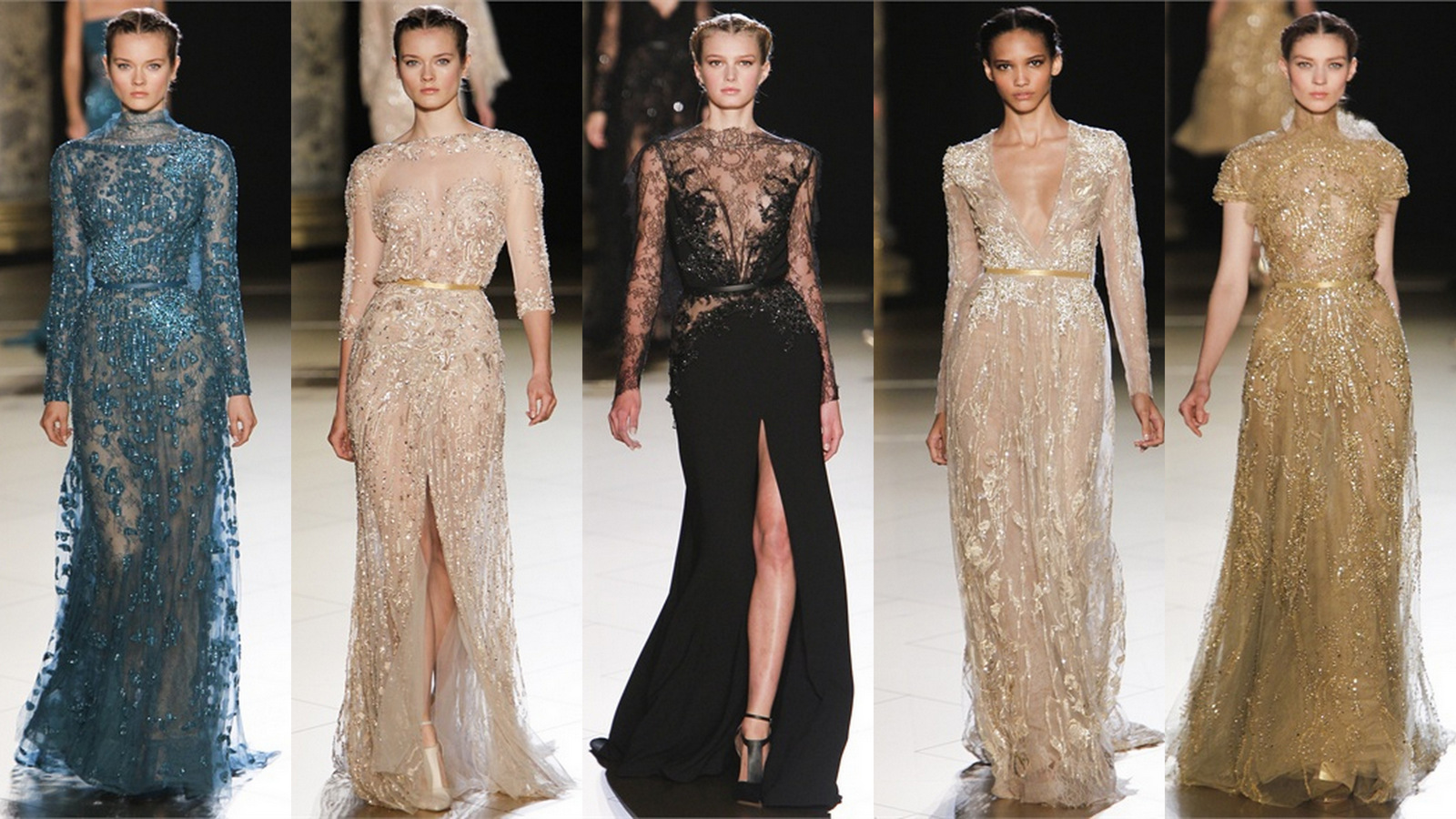 Elie Saab Haute Couture 2013
