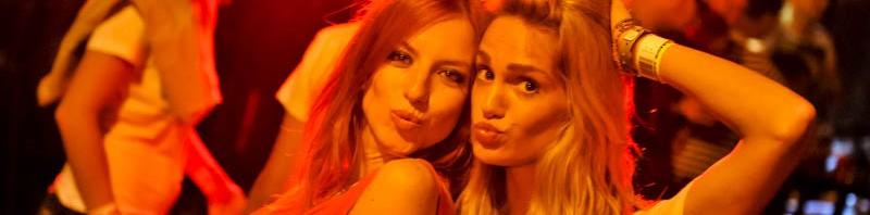 Tijana Todorovic i Ana Konjovic