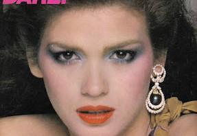 Gia Carangi na naslovnici Vogue UK 1979.