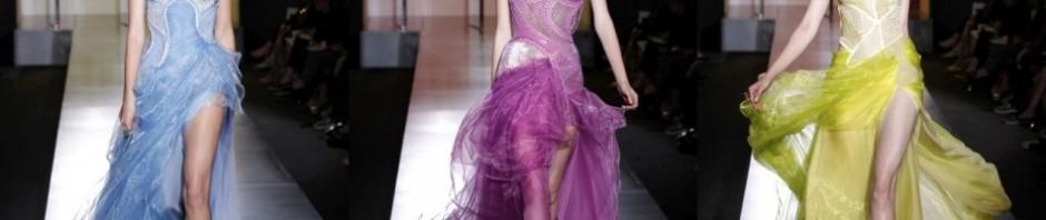 Pariz Haute Couture: Atelier Versace  za jesen/zimu 2012/13.