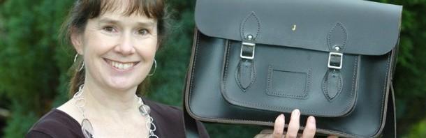 Julie Deane-osnivač Cambridge Satchel Co