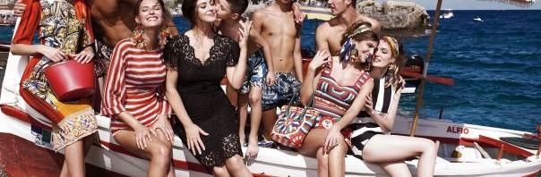 Reklamna kampanja: Dolce & Gabbana Proleće/Leto 2013