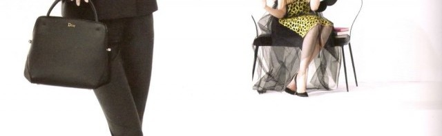 Prva reklamna kampanja Rafa Simonsa za Dior