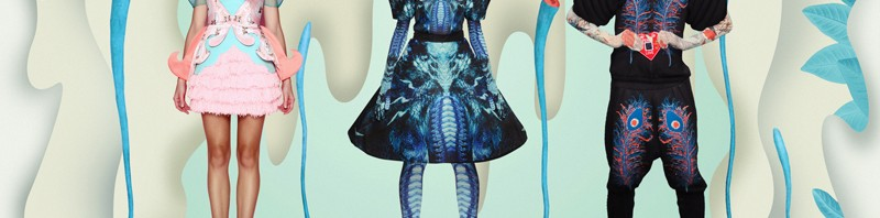 Ana Ljubinković, Ivana Pija and George Styler will showcase their collections at the upcoming London Fashion Week
