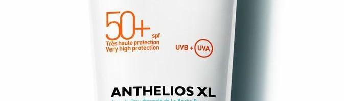 Anthelios XL - Visoka zaštita posebno formulisana za kožu vašeg lica