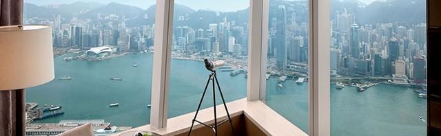 Hong Kong – Ritz Carlton