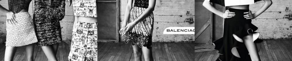 Balenciaga Spring 2013 Campaign