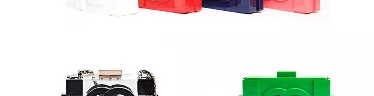 Nova Chanel Lego torba