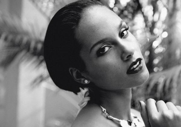 Alicia Keys za Marie Claire Jun 2013