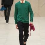 Burberry Prorsum kolekcija za muškarce proleće/leto 2014
