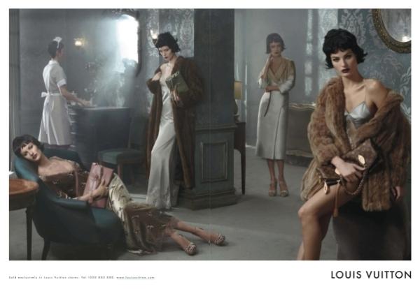 Nova kampanja brenda Louis Vuitton