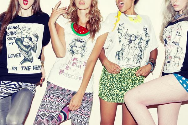 Marko Marosiuk dizajnira i t-majice na kojima se nalaze poznate pop ikone