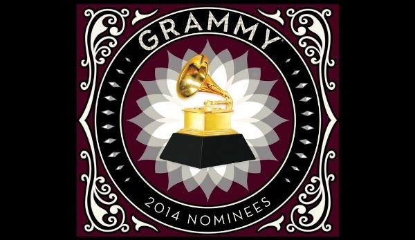 Nominacije za Grammy 2014