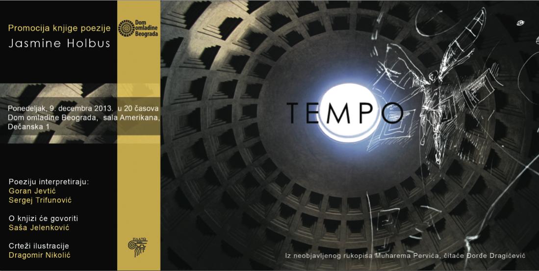 JASMINA HOLBUS - TEMPO