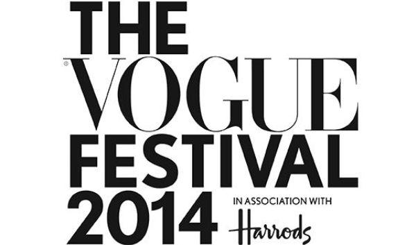 The Vogue festival 2014