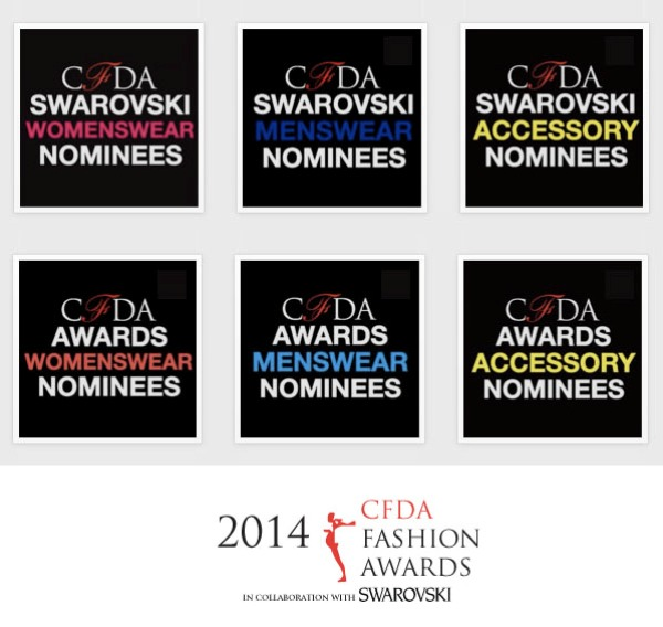 CFDA (The Council of Fashion Designers of America) nagrade