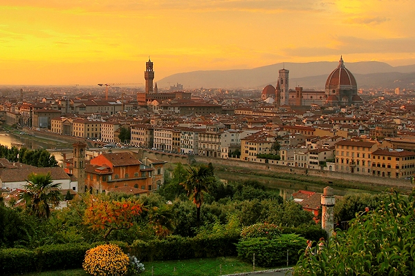Firenca, Toskana