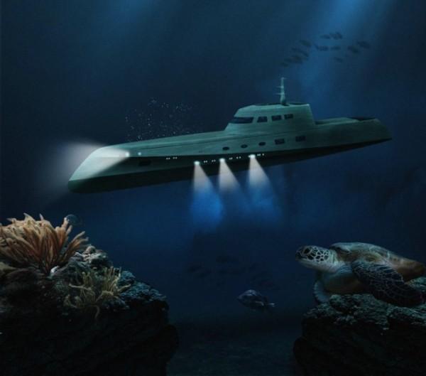 Luksuzan odmor u podmornici