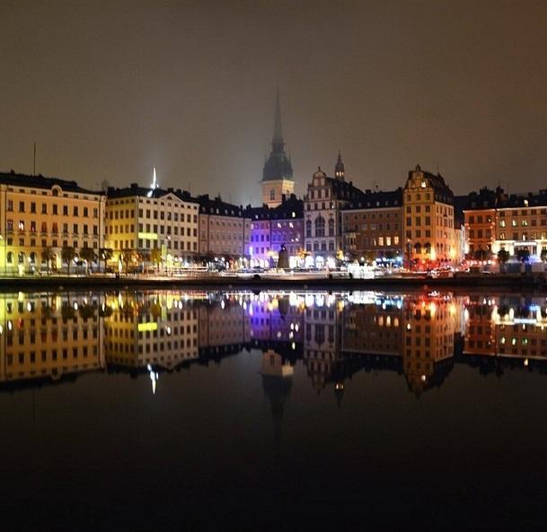 Stockholm noću future