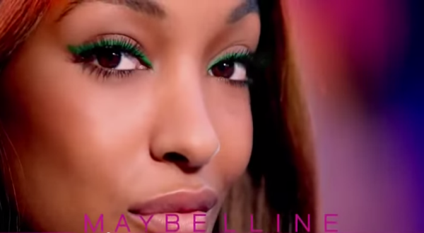 Jourdan Dunn za Maybelline
