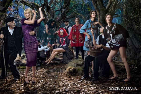 Dolce&Gabbana 2014.