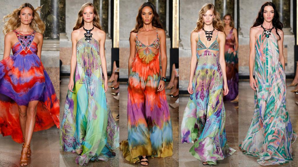 Emilio Pucci kolekcija za proleće/leto 2015