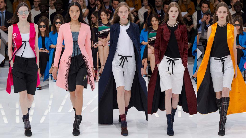 Christian Dior kolekcija za prolećeleto 2015