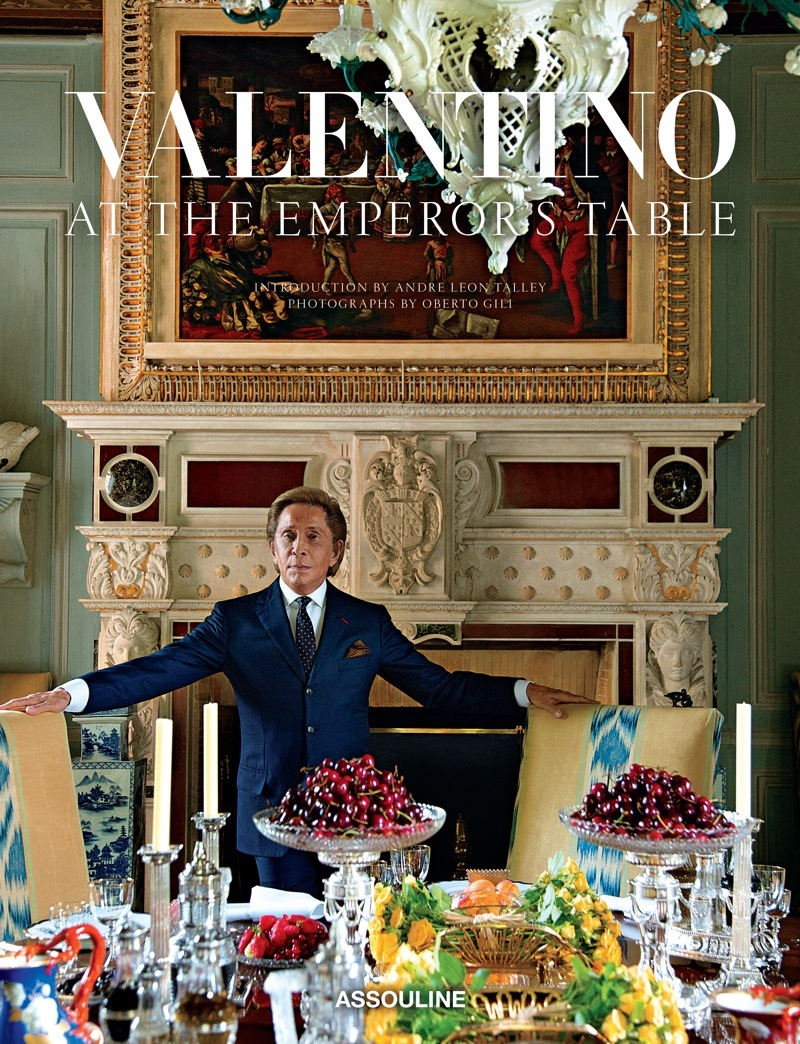 Valentino: At the Emperors Table