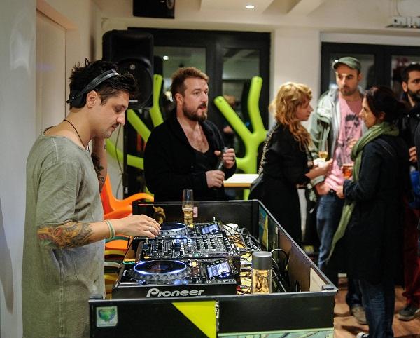 DJ Marko Nastić; foto: Bojana Janjić