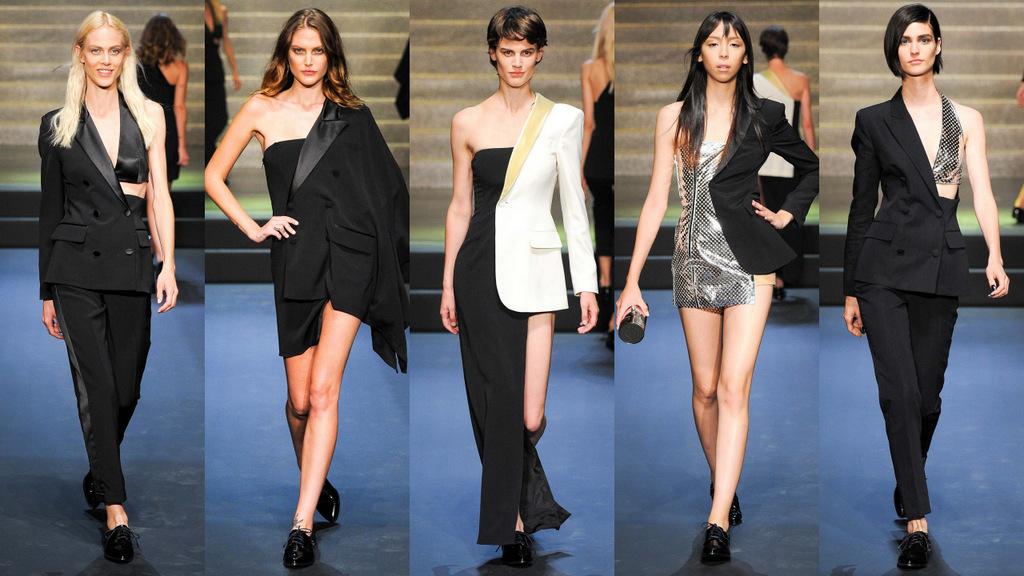 Jean Paul Gaultier kolekcija za proleće/leto 2015