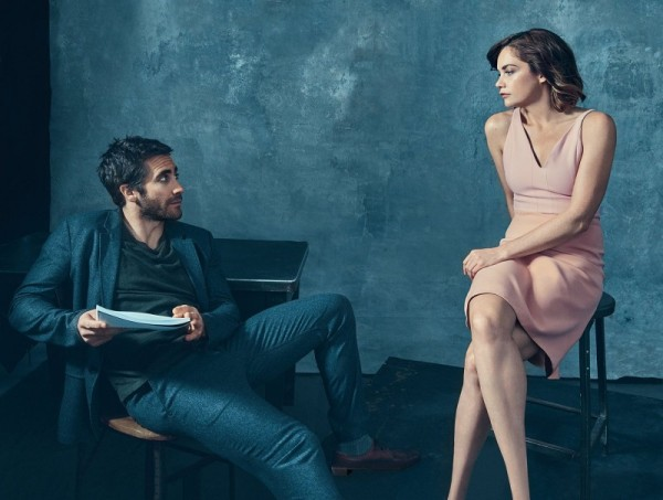 Jake Gyllenhaal i Ruth Wilson za Vogue