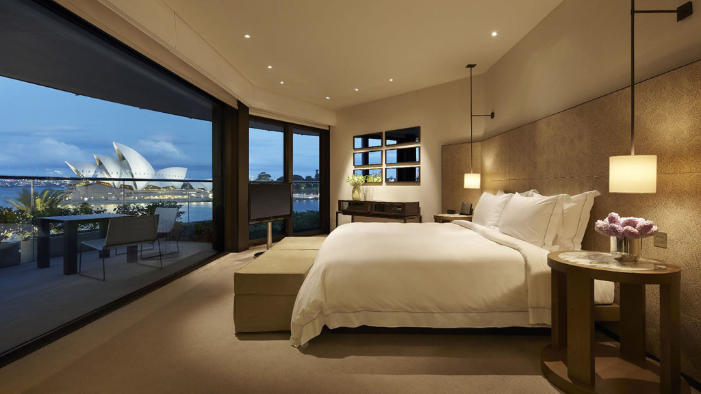 The Cove Suite, Park Hyatt, Sydney