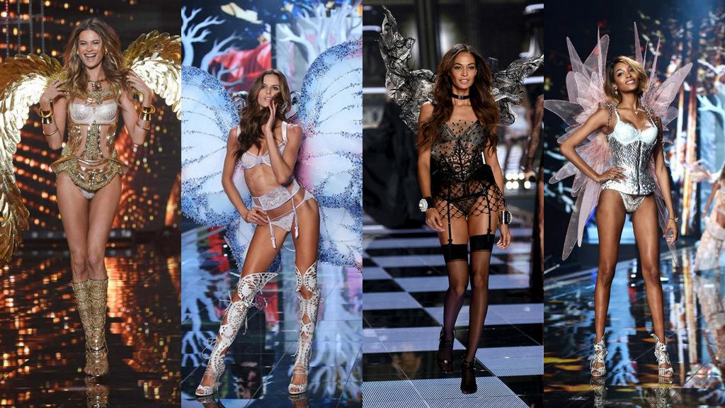 Victoria's Secret revija 2014.
