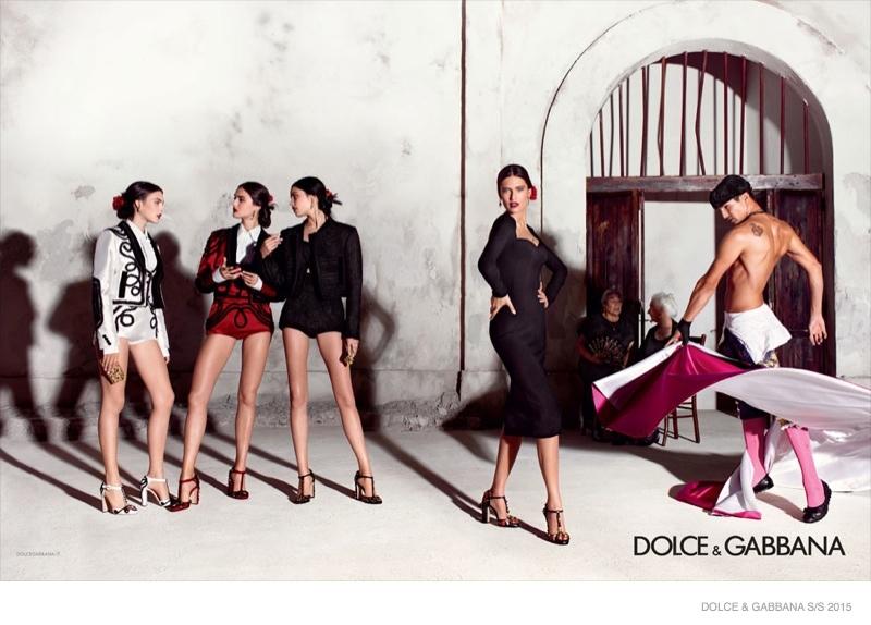 Dolce&Gabbana kampanja za proleće/leto 2015