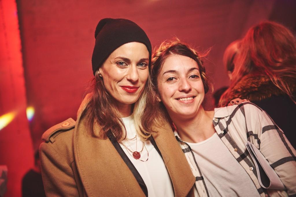 Lara Milanović i Adela Jovanović