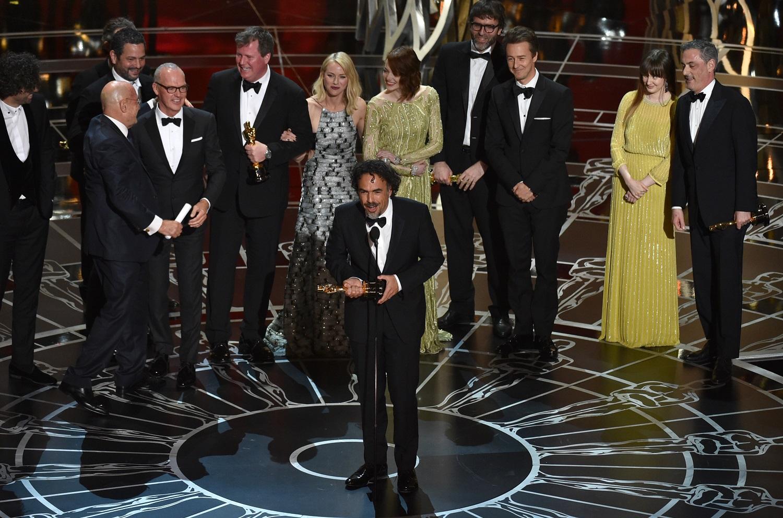 Dobitnici Oskara  2015.