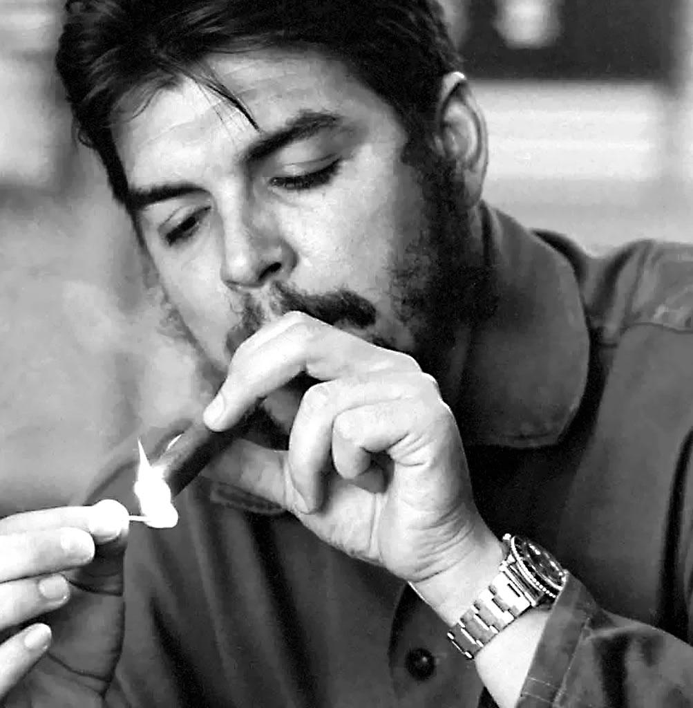 Che Guevara Rolex GMT Master Espresso