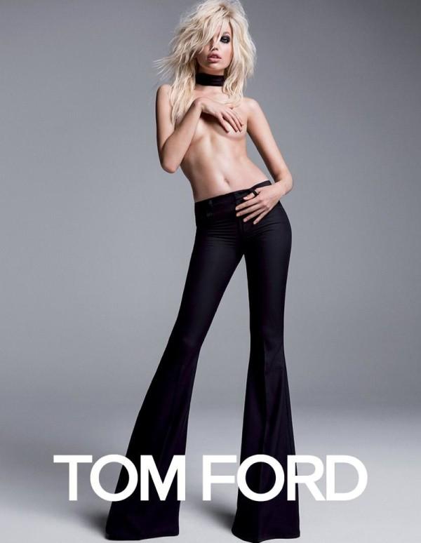 Tom Ford kampanja za proleće/leto 2015