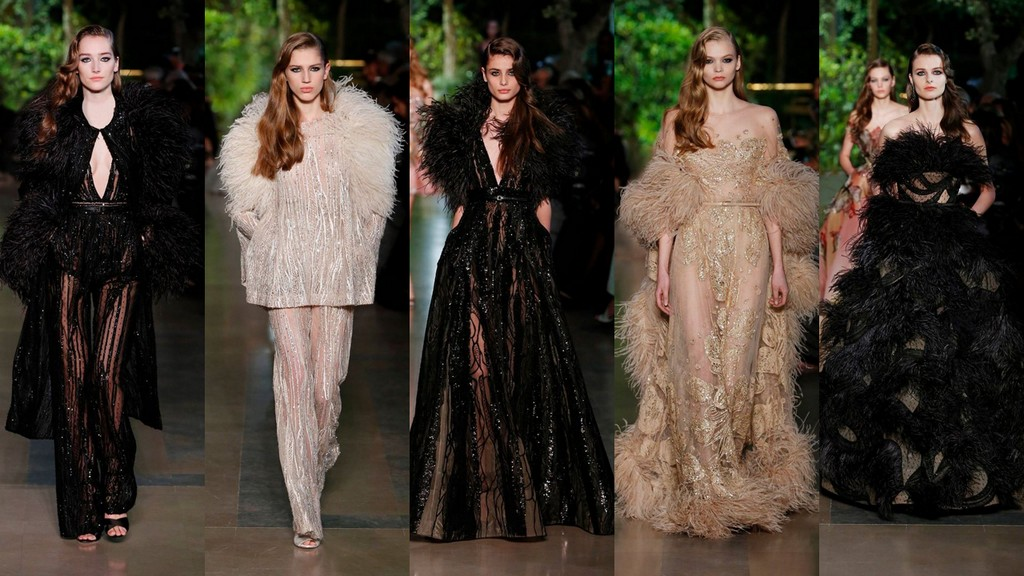 Elie Saab couture proleće 2015.