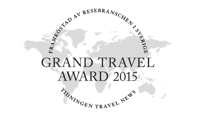 Grand Travel Award 2015