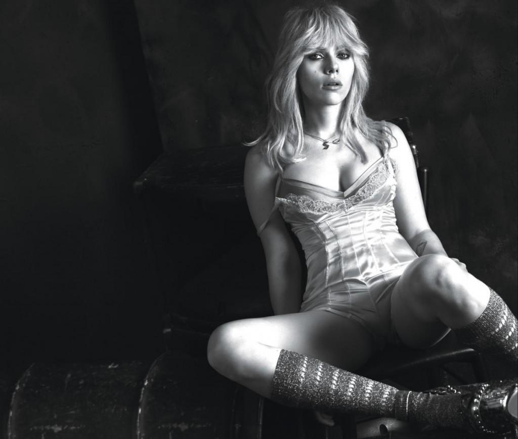 Scarlett Johansson za W Magazine Mart 2015.