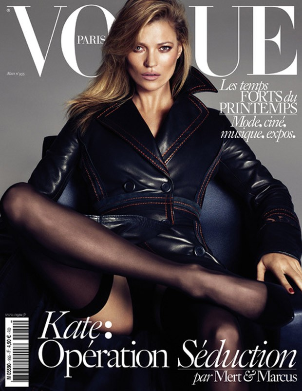 Vogue Paris Mart 2015