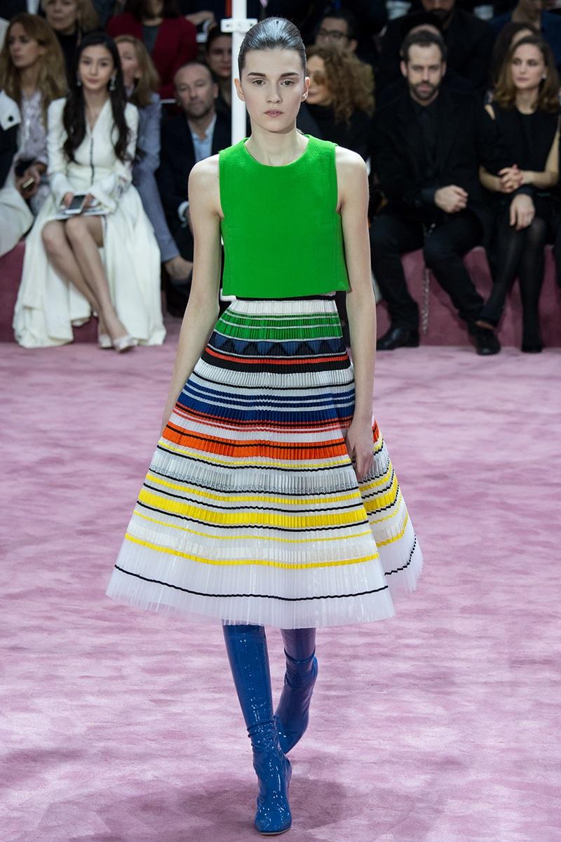 Irina Đuranović Christian Dior Couture proleće 2015
