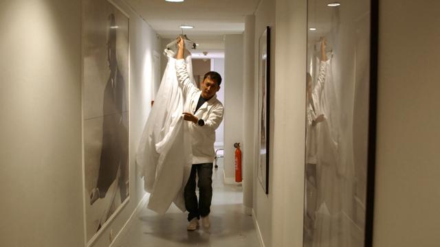 """Raf Simons u dokumentarnom filmu """"Dior i ja"""""""