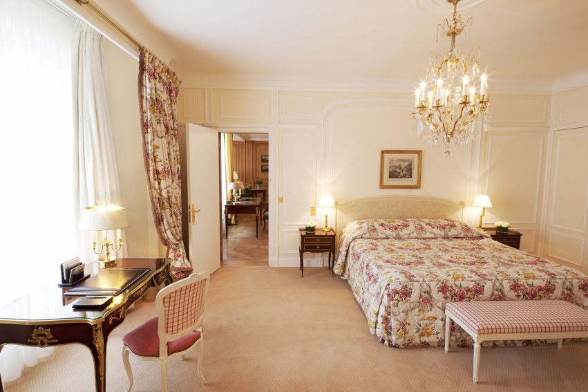 Le Bristol Paris  Royal Suite