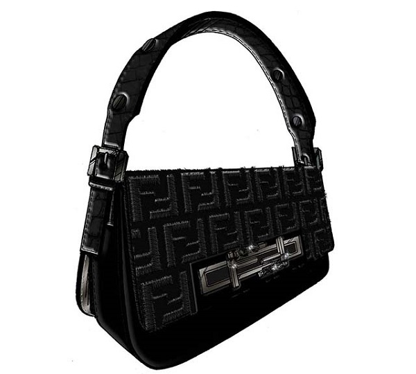 FENDI 3Baguette by Rihanna